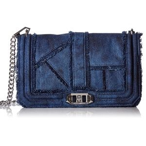 Beautiful Rebecca Minkoff crossbody Purse!